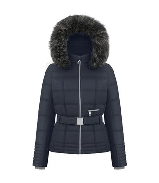Poivre Blanc Women's Ski Jacket Gothic Blue