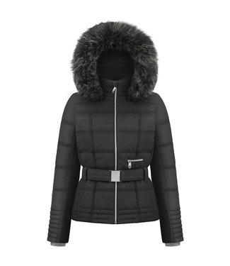 Poivre Blanc Women's Ski Jacket Black
