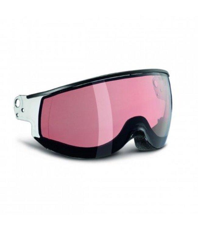 Kask Piuma Vizier Smoke Pink Photochromic dubbele lens
