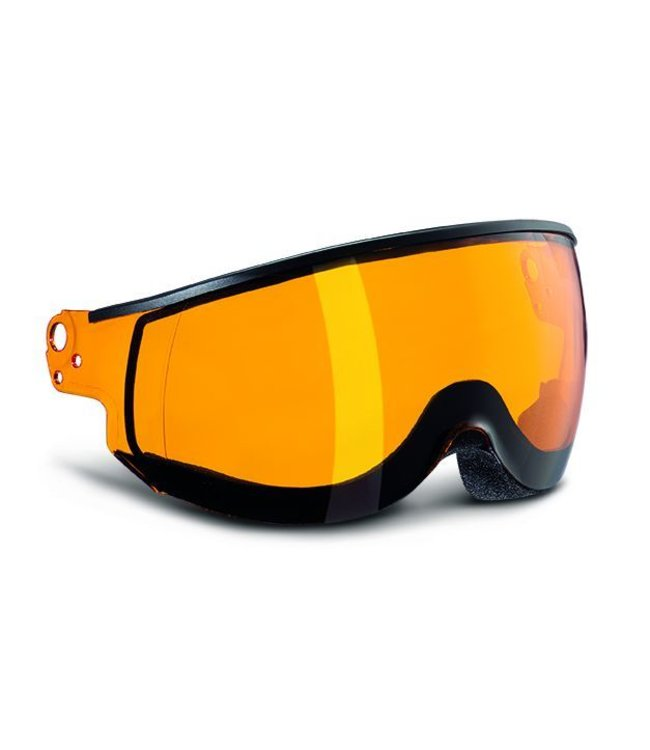 Kask Vizier Piuma Orange