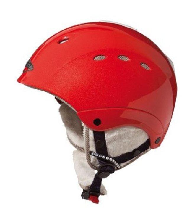 Mivida Ski helmet Zarina red