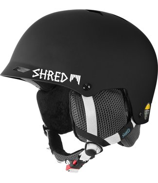 SHRED Claridad del medio cerebro - Negro