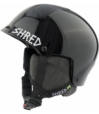 SHRED Medio cerebro D-lux Blackout negro