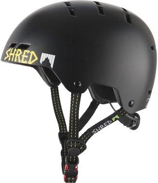 SHRED Nueces de luz de parachoques - Negro