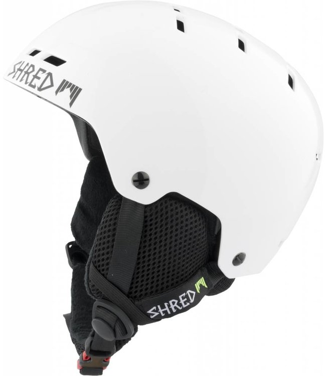 SHRED BUMPER WHITEOUT WIT