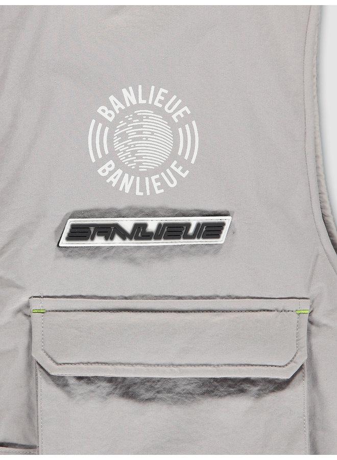 Tactical Vest Grey