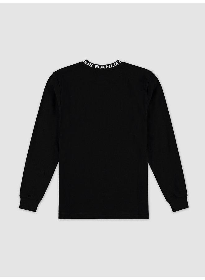Longsleeve Collar T-shirt