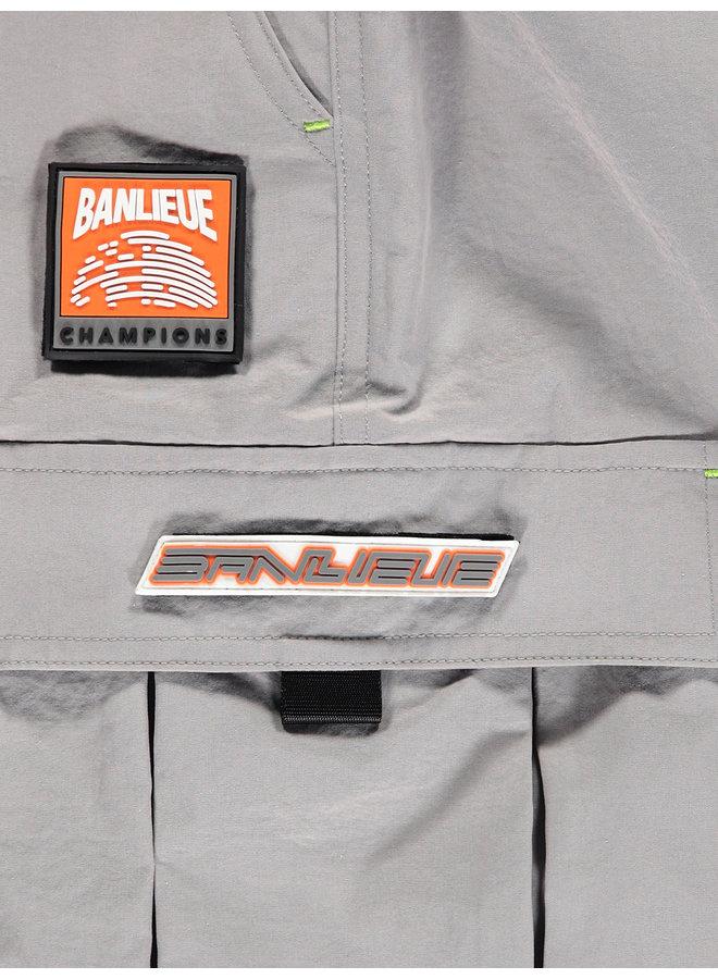 Tactical Cargo Pants Grey