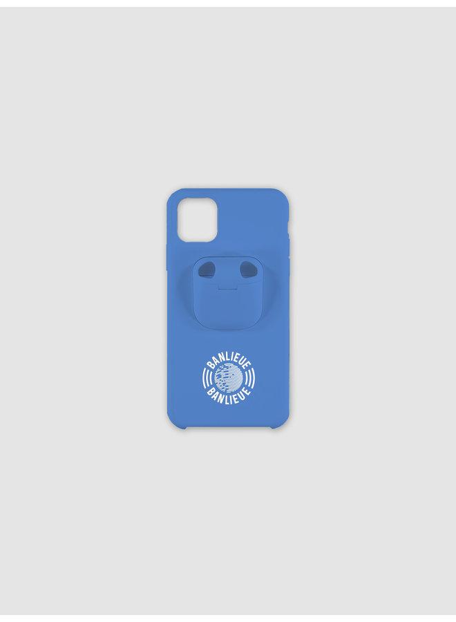 iPhone Airpod Case Blue