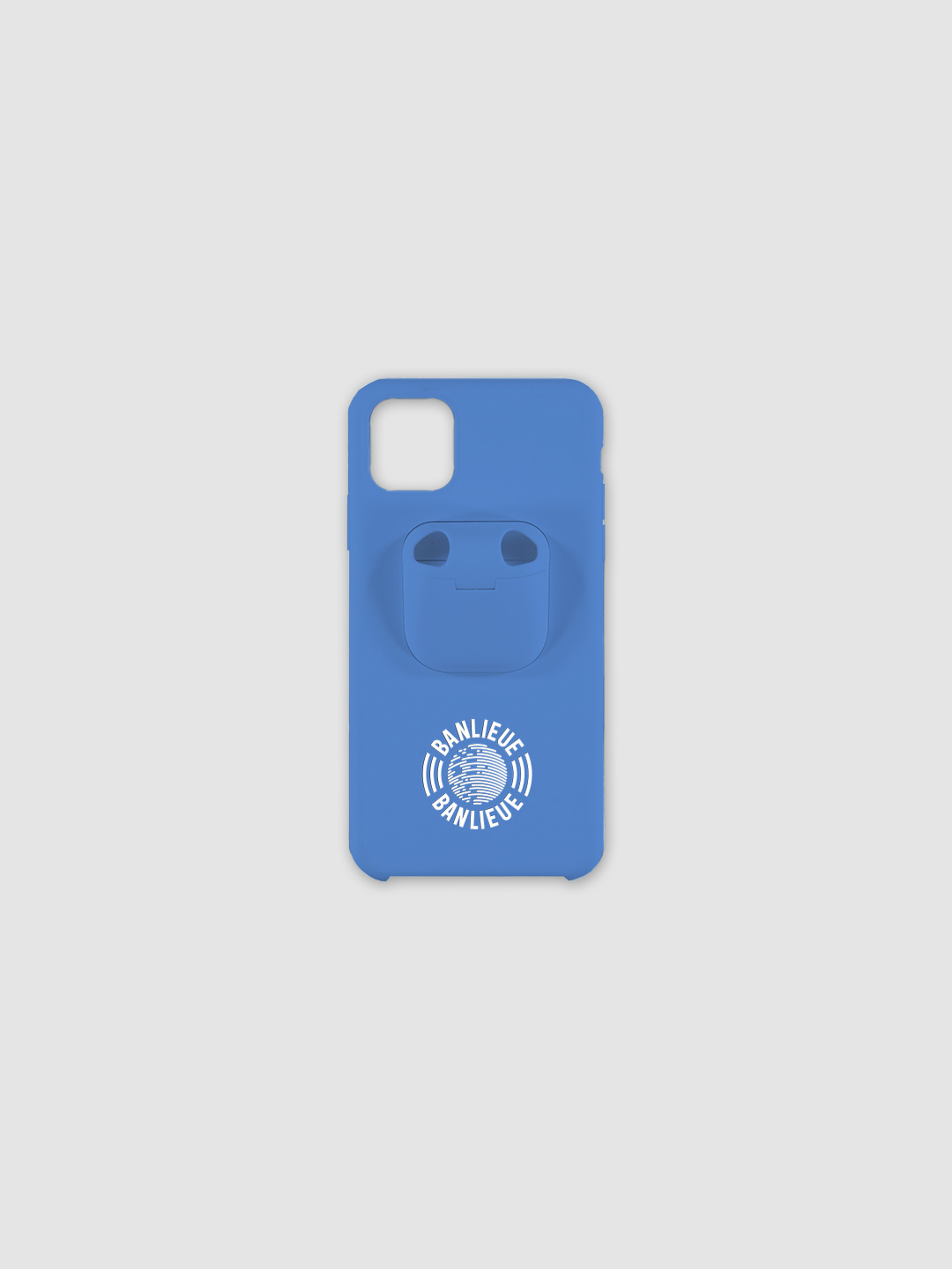 iPhone Airpod Case Blue