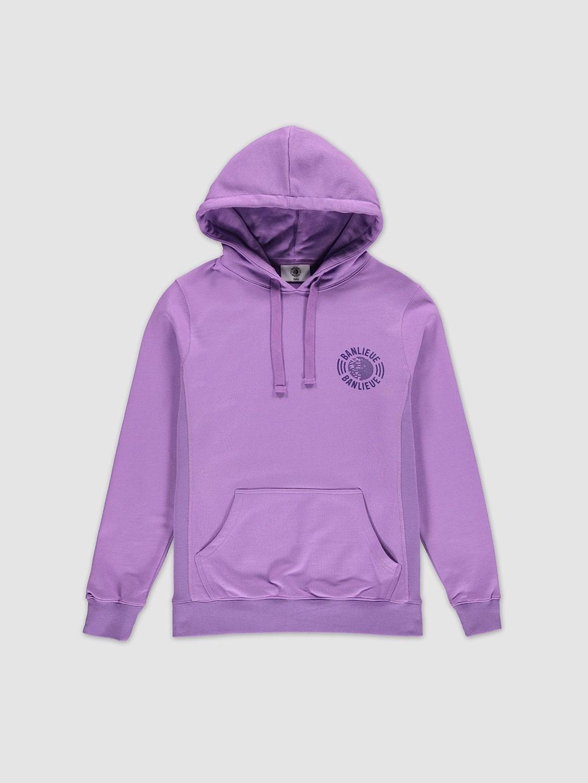 APFUTY Hoodie Purple