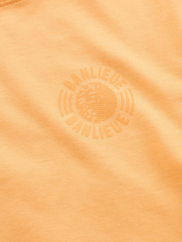Tonal T-shirt Orange
