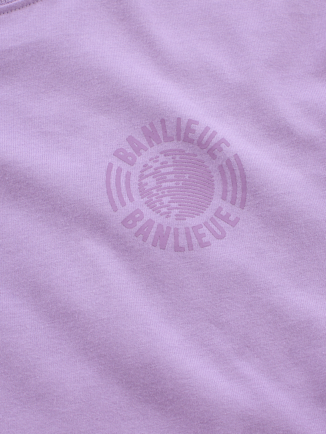Tonal T-shirt Purple