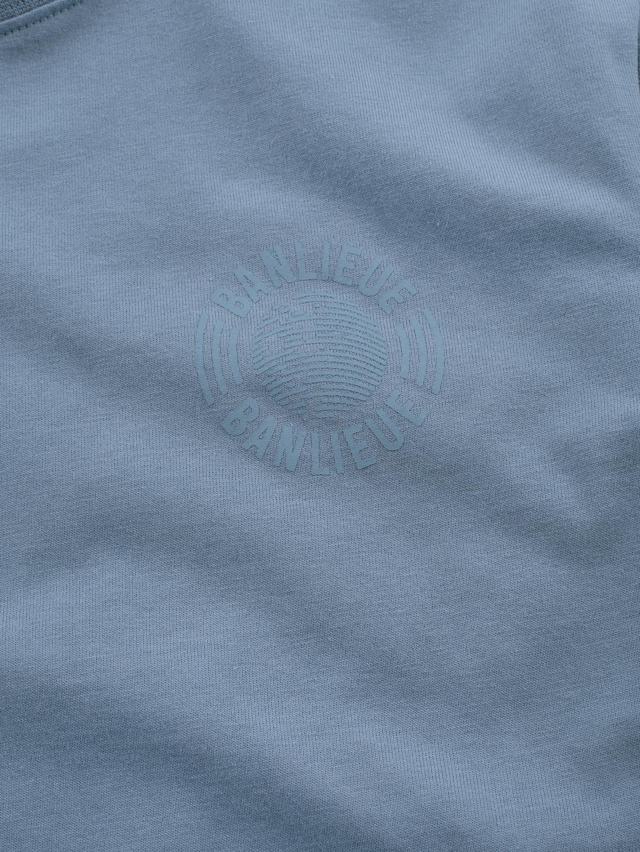 Tonal T-shirt Blue