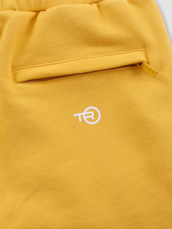 TXT Shorts Yellow