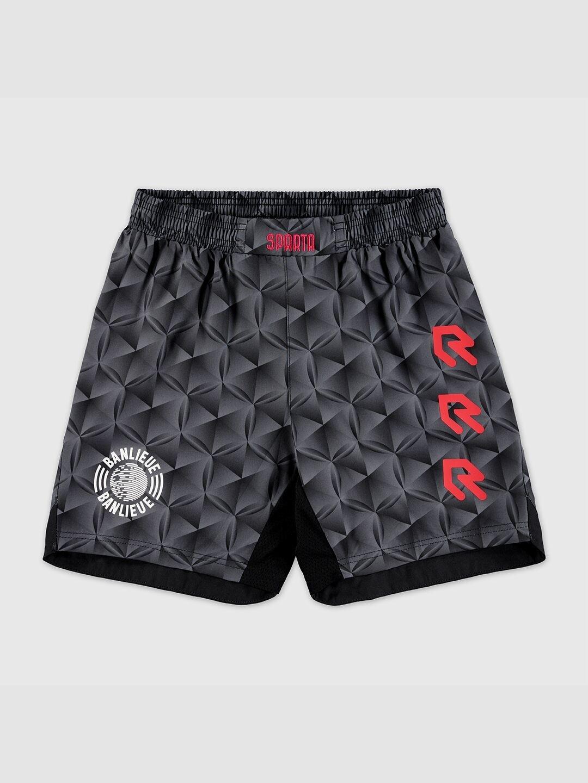Banlieue x Sparta Shorts Grey