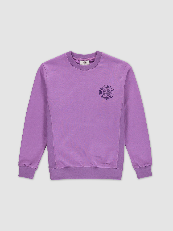 APFUTY Sweater Purple