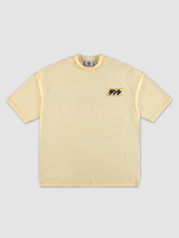 BNL777 T-shirt Yellow