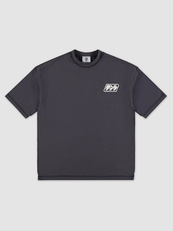 T-shirt BNL777 Vintage Noir
