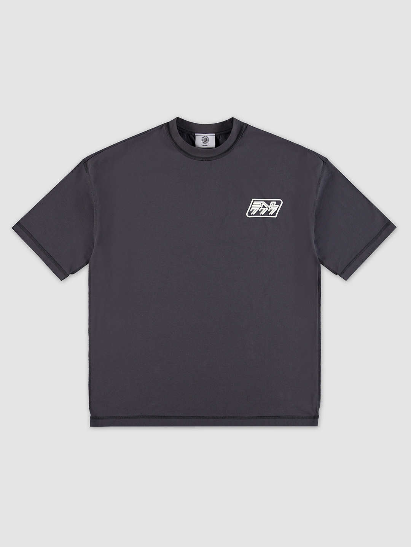 BNL777 T-shirt Vintage Black
