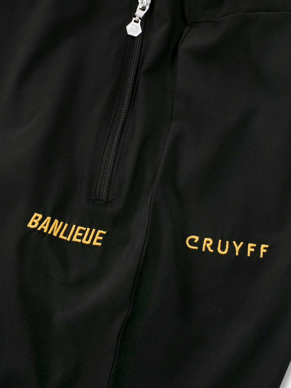 Banlieue x Cruyff Archivo Suit Black