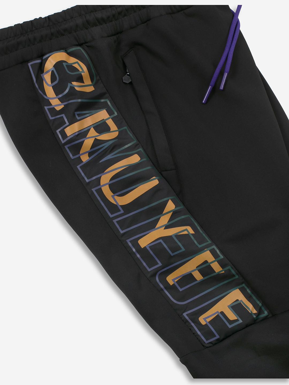 Banlieue x Cruyff tracksuit Black