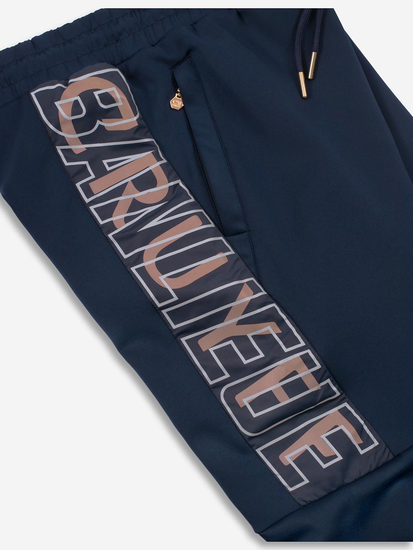 Banlieue x Cruyff tracksuit Navy