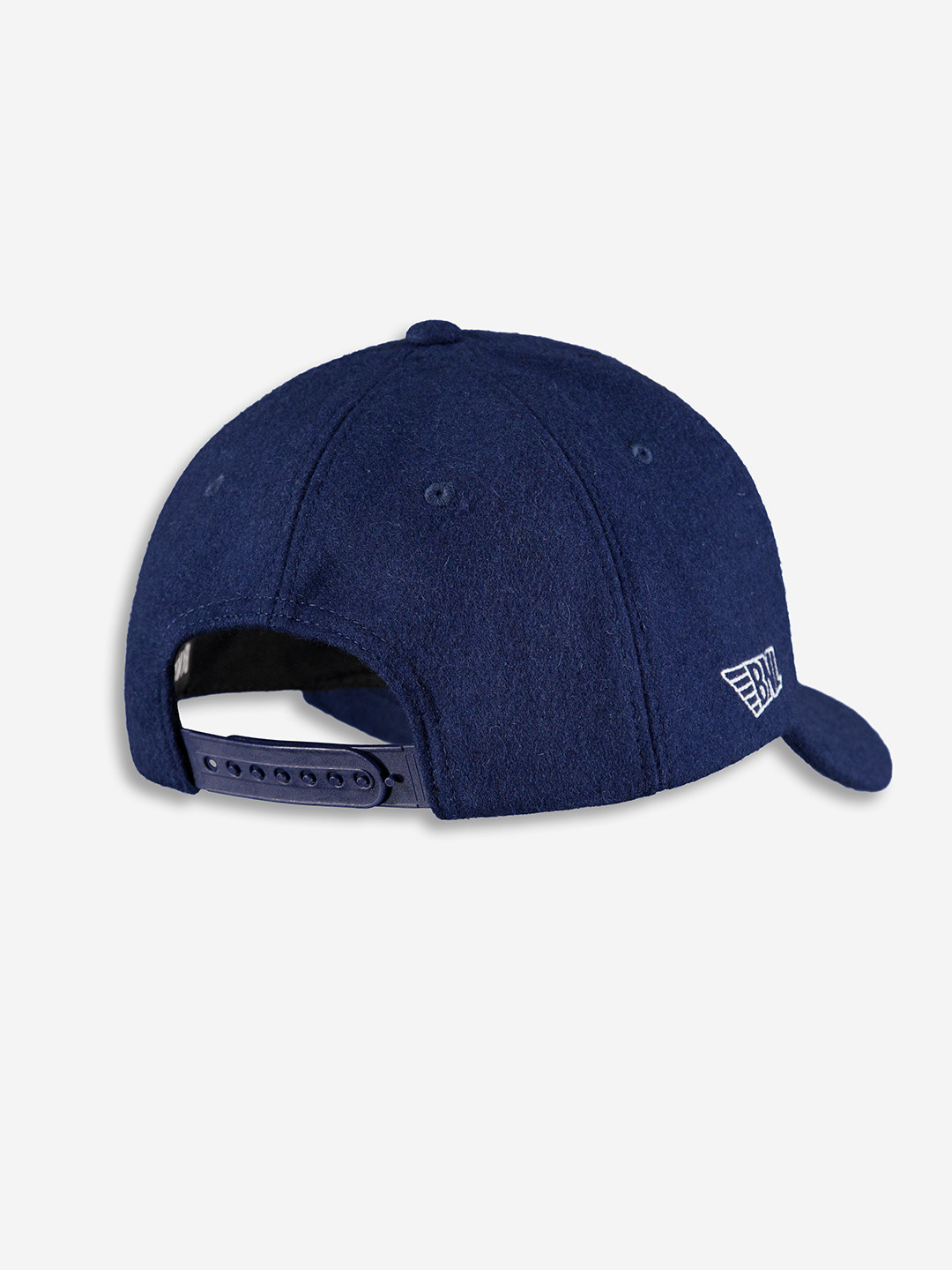 WOOL CHAMPION CAP NAVY