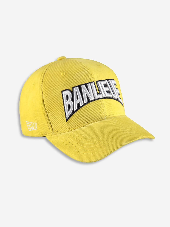 CHAMPION CAP JAUNE