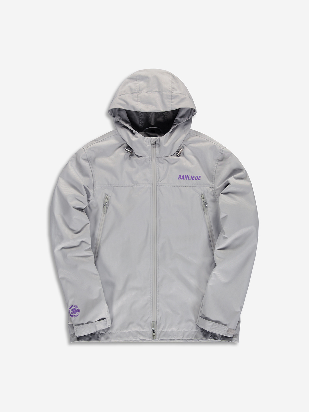 TECHNICAL JACKET GREY