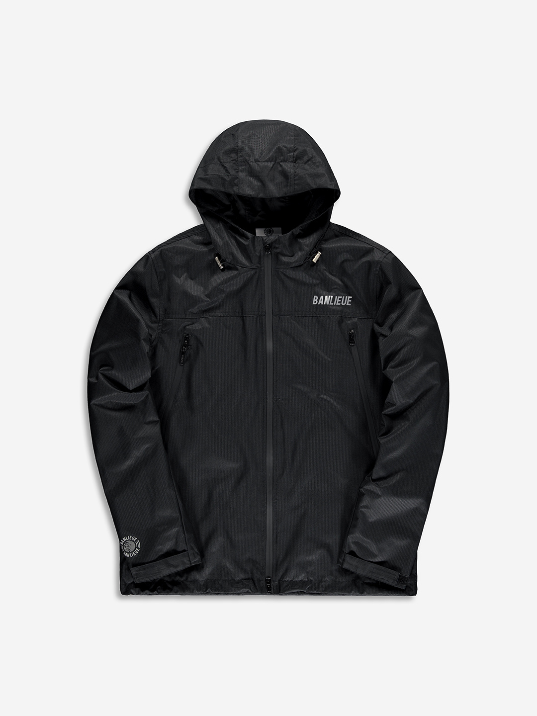 TECHNICAL JACKET NOIR