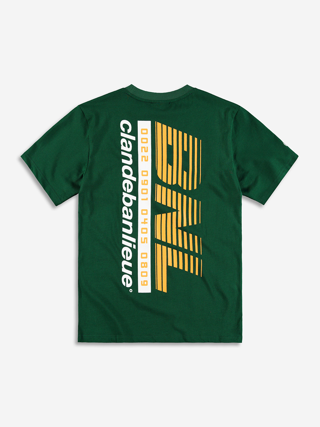 RACING T-SHIRT FOREST