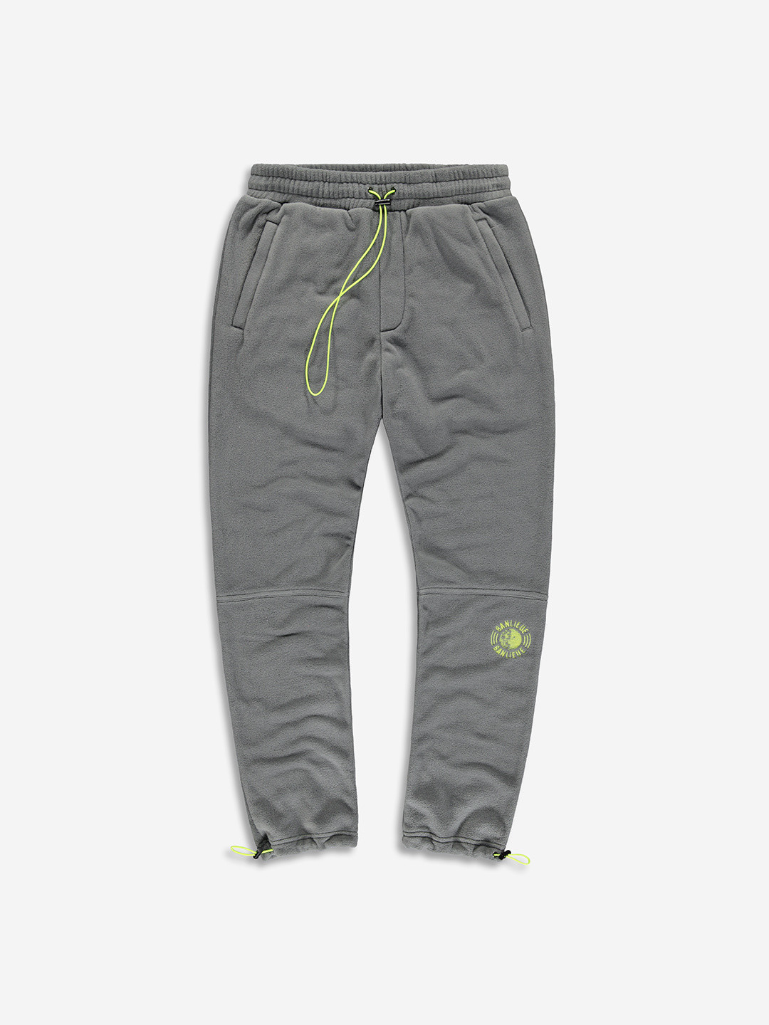 COLLEGE FLEECE PANTS GREY