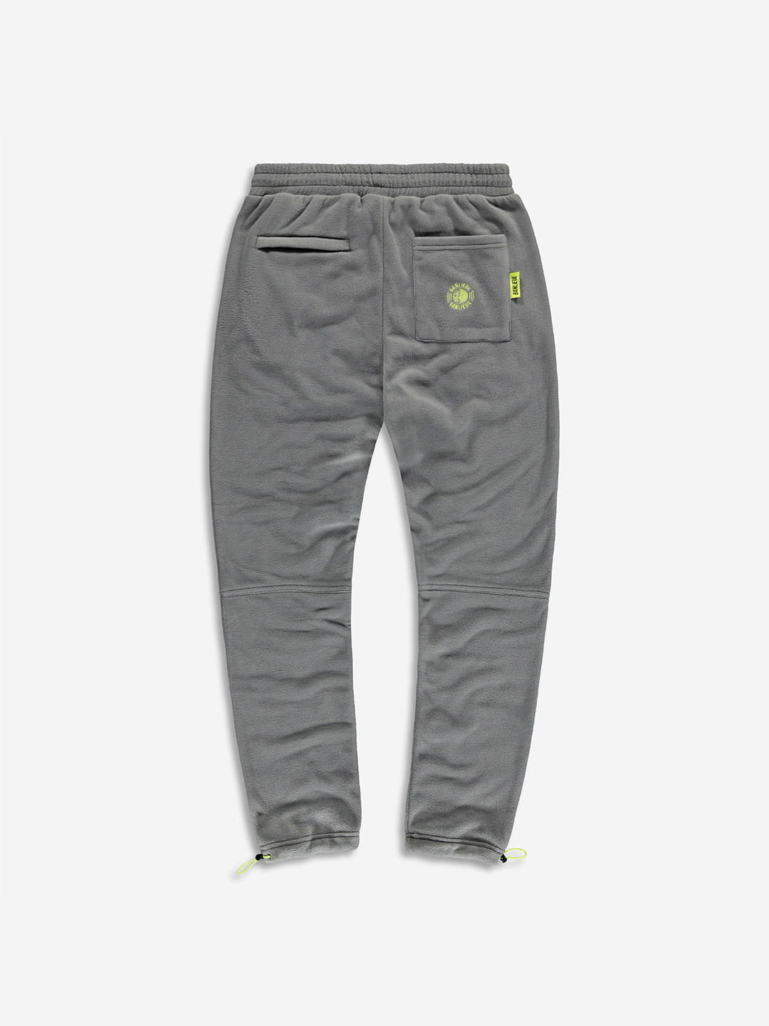 COLLEGE FLEECE PANTS GRIS