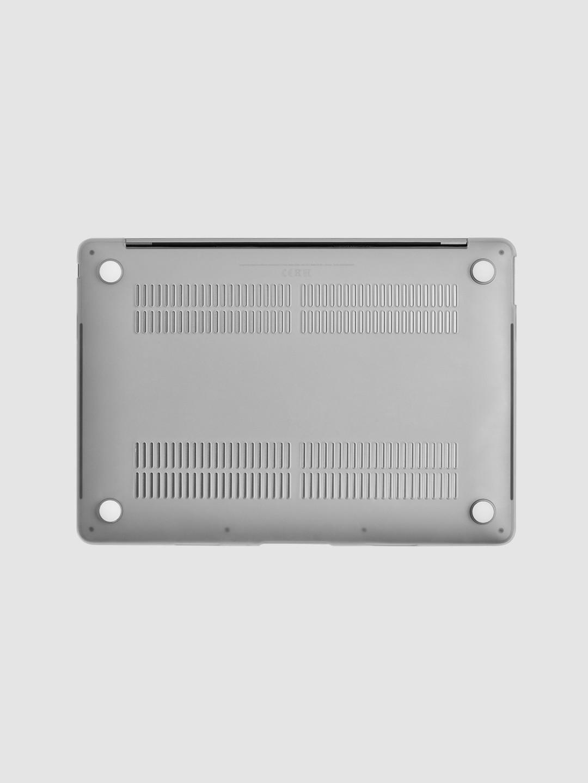 Macbook Hardcover Transparant