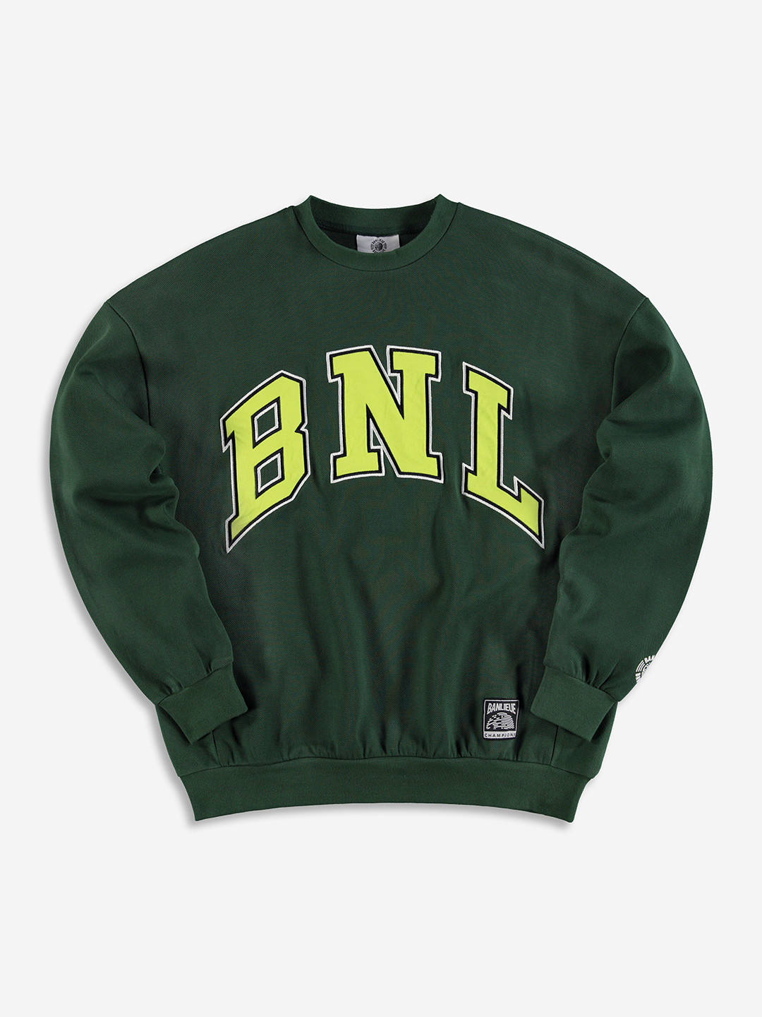 COLLEGE SWEATER FOREST