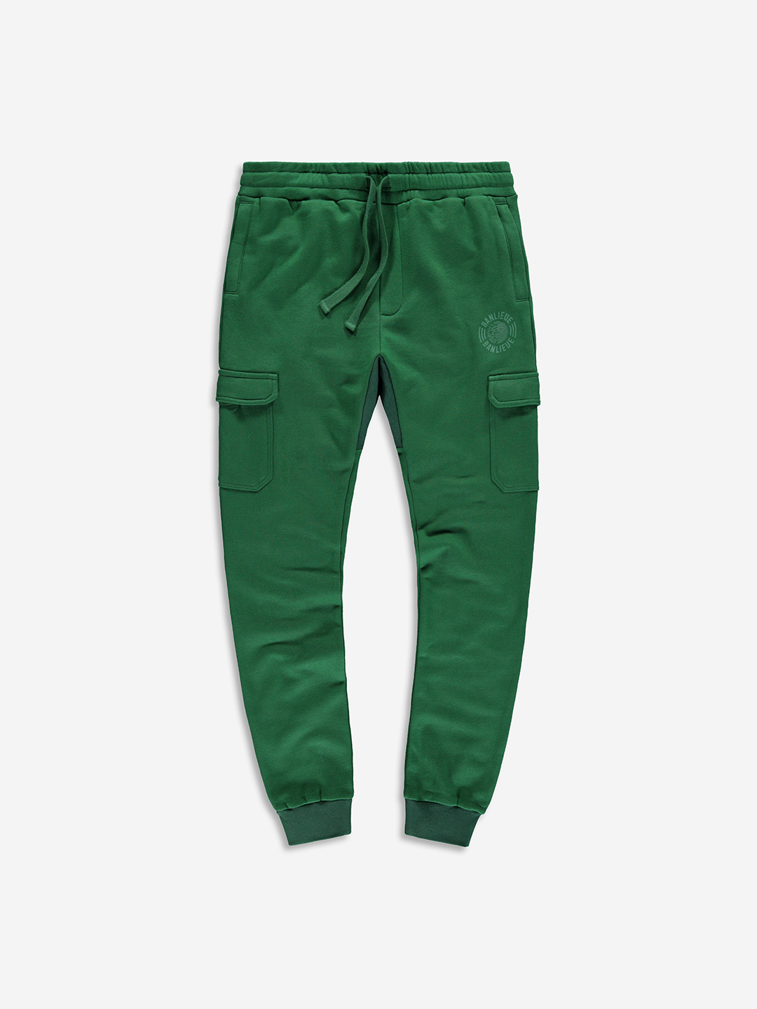 TONAL SWEATPANTS FOREST