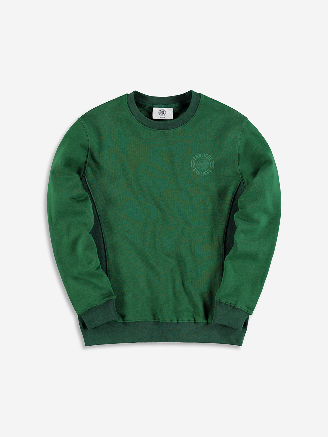 TONAL SWEATER FOREST
