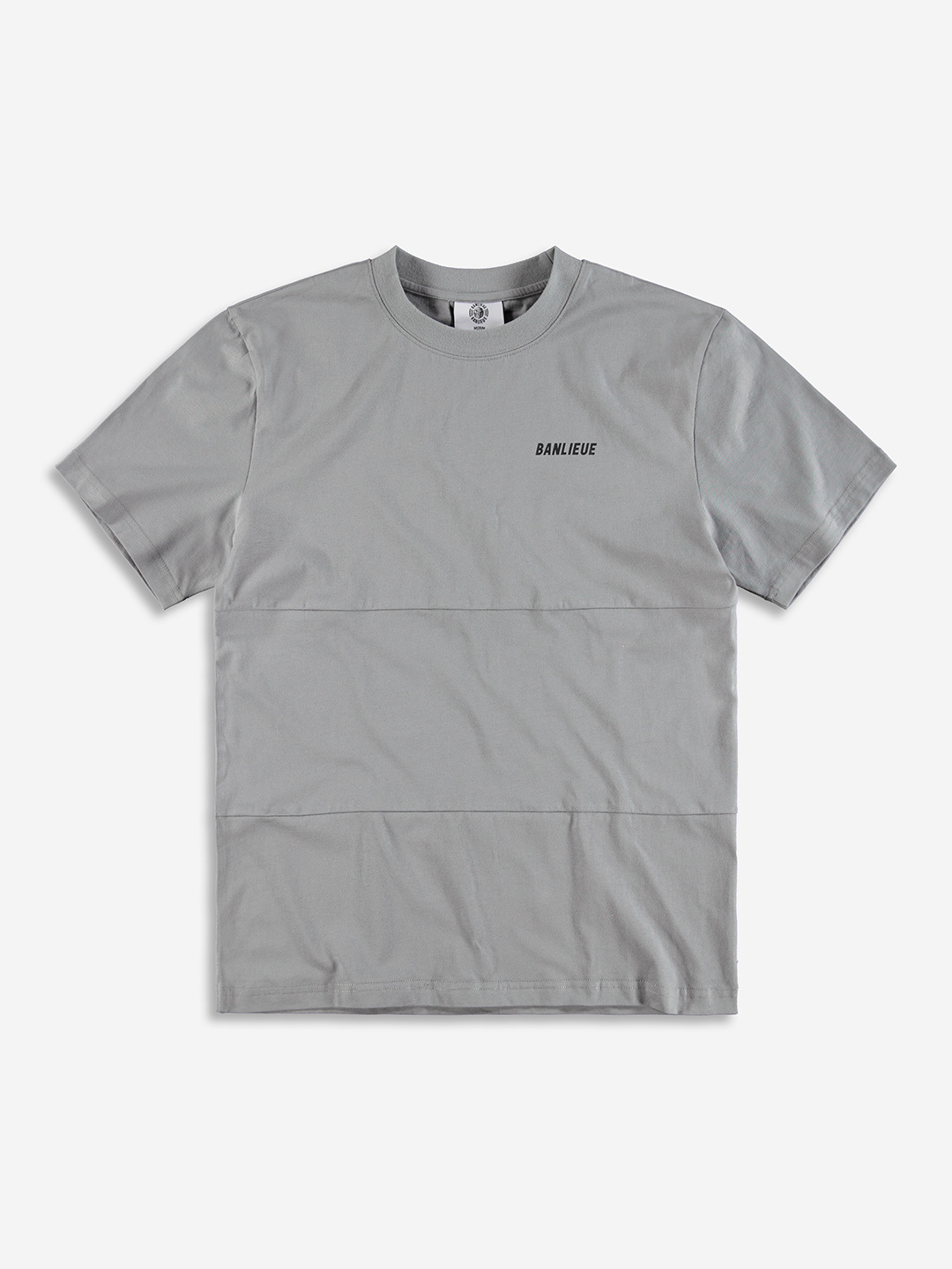 TXT T-SHIRT GREY