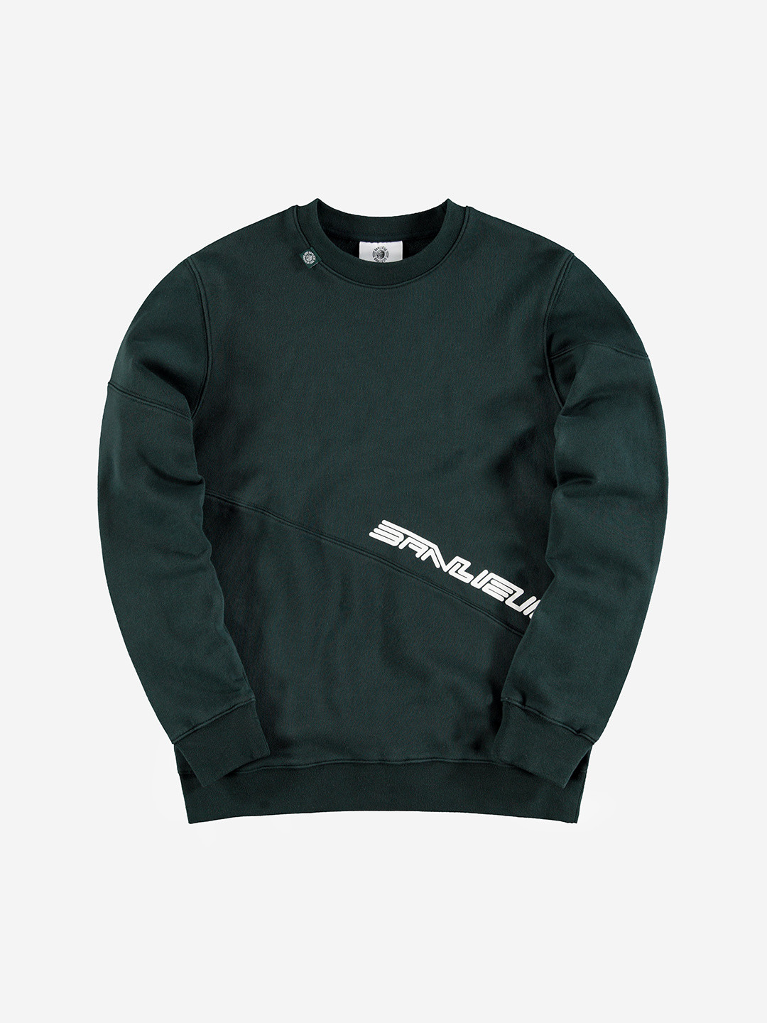 BNL ESSENTIAL SWEATER FOREST