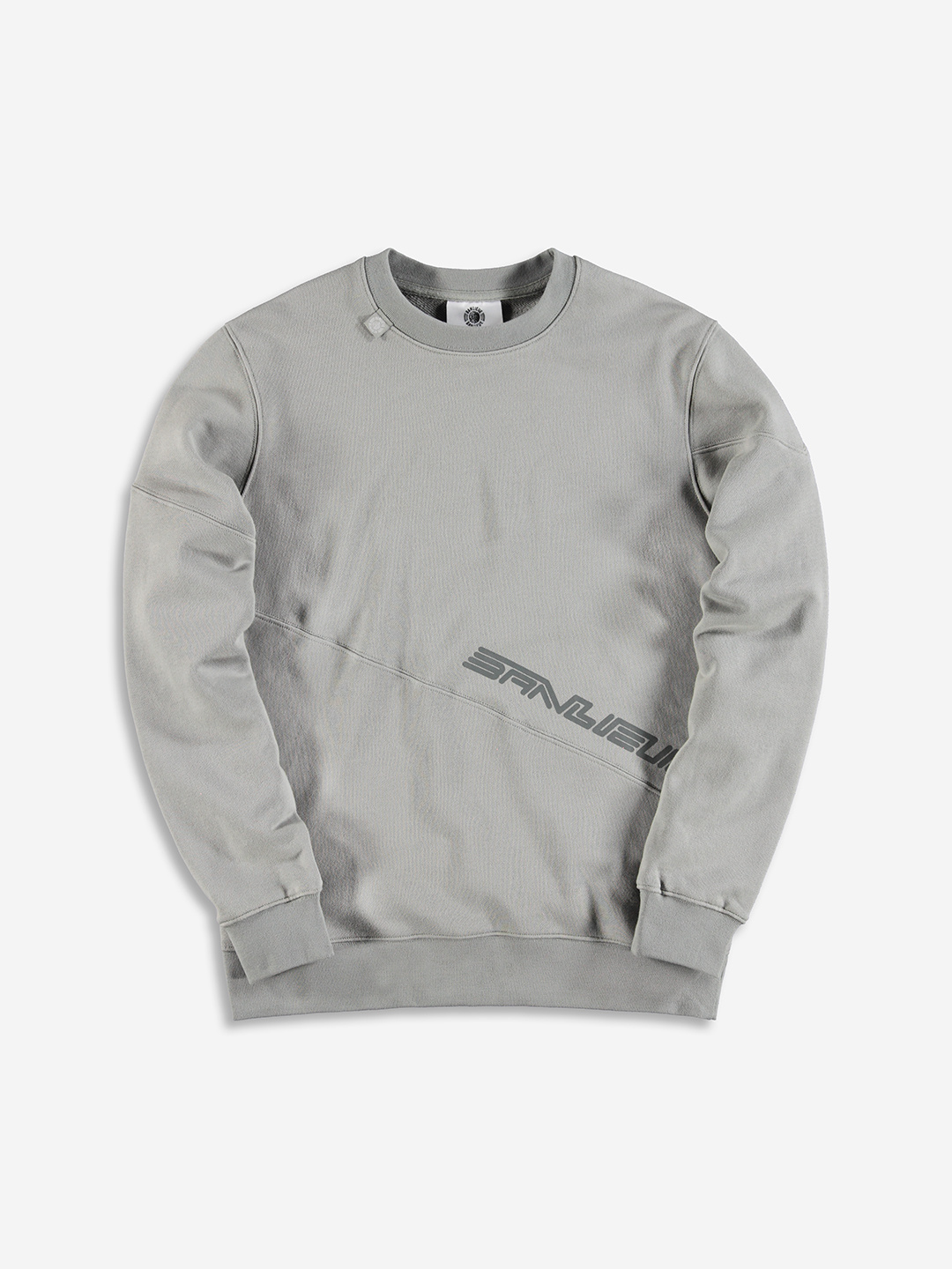 BNL ESSENTIAL SWEATER GREY
