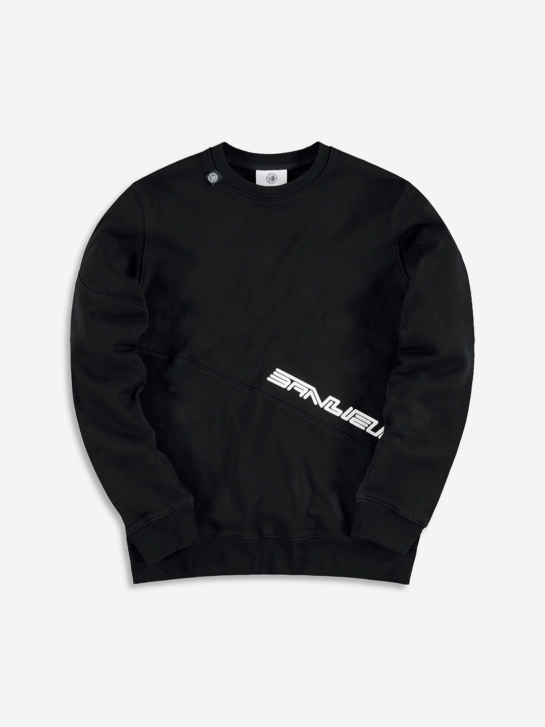 BNL ESSENTIAL SWEATER BLACK
