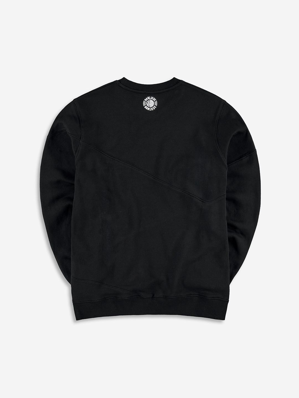 BNL ESSENTIAL SWEATER BLACK
