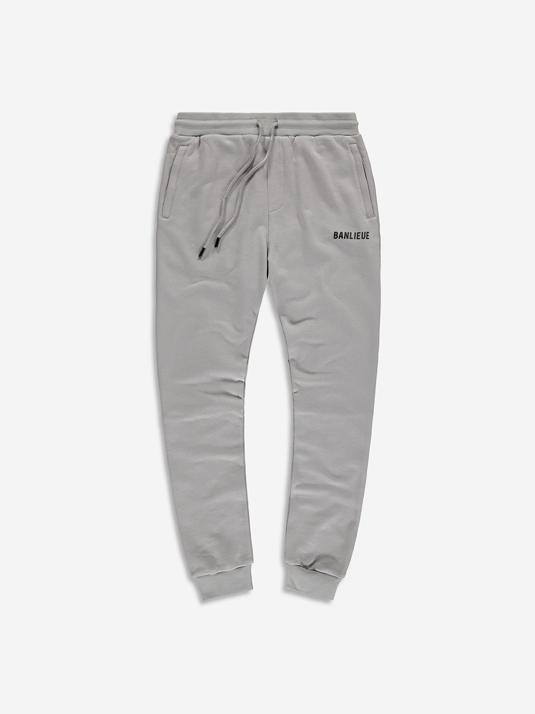 PANTALON DE SWEAT TXT GRIS