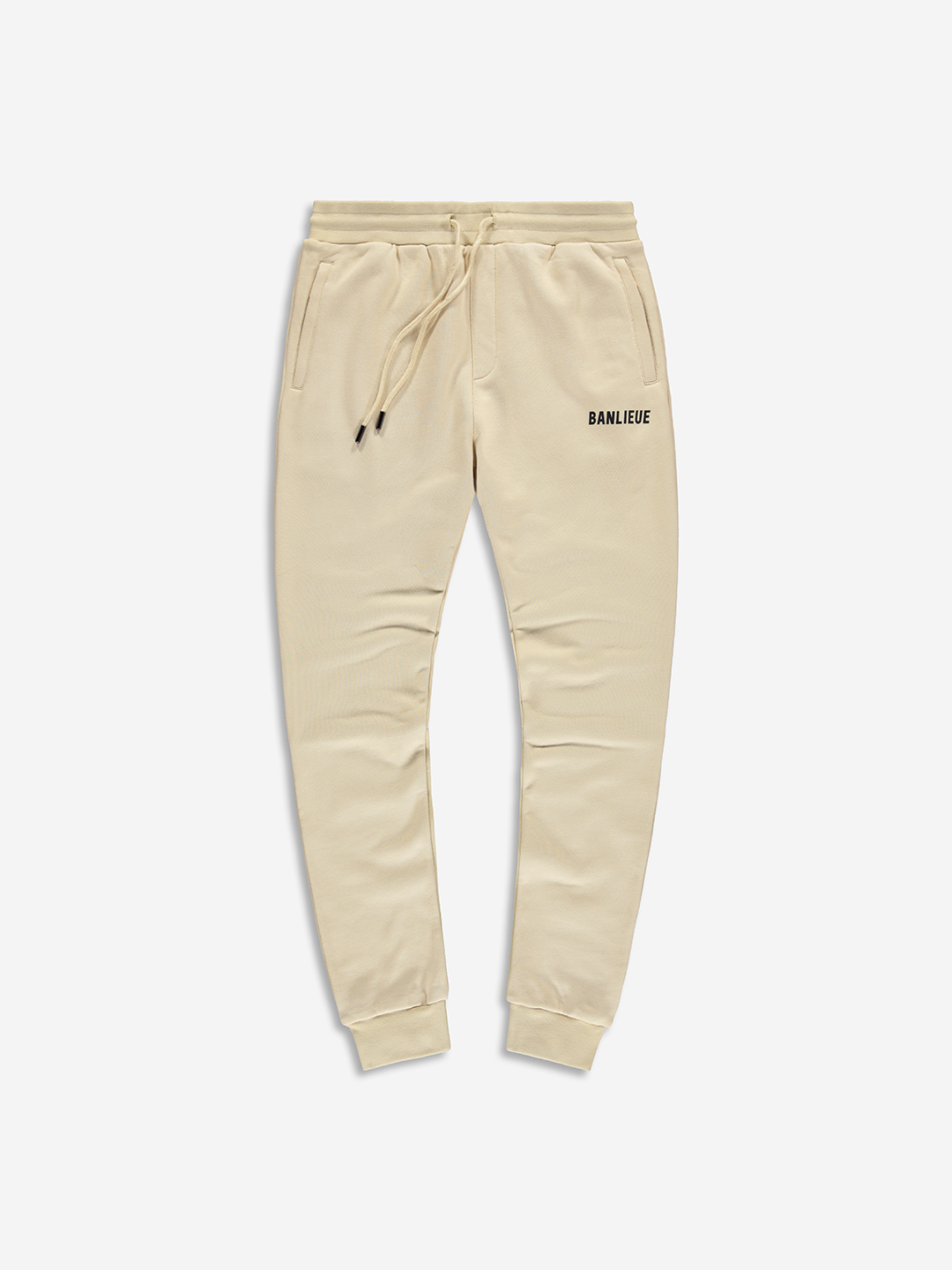 TXT SWEATPANTS SABLE