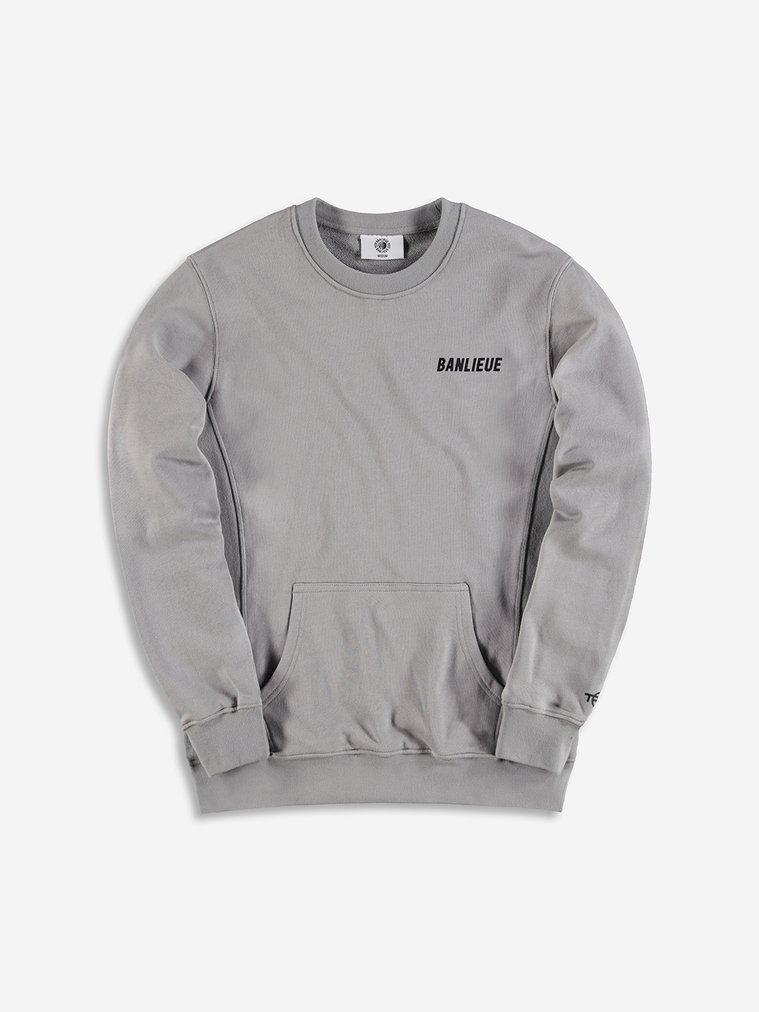 TXT SWEATER GRIS
