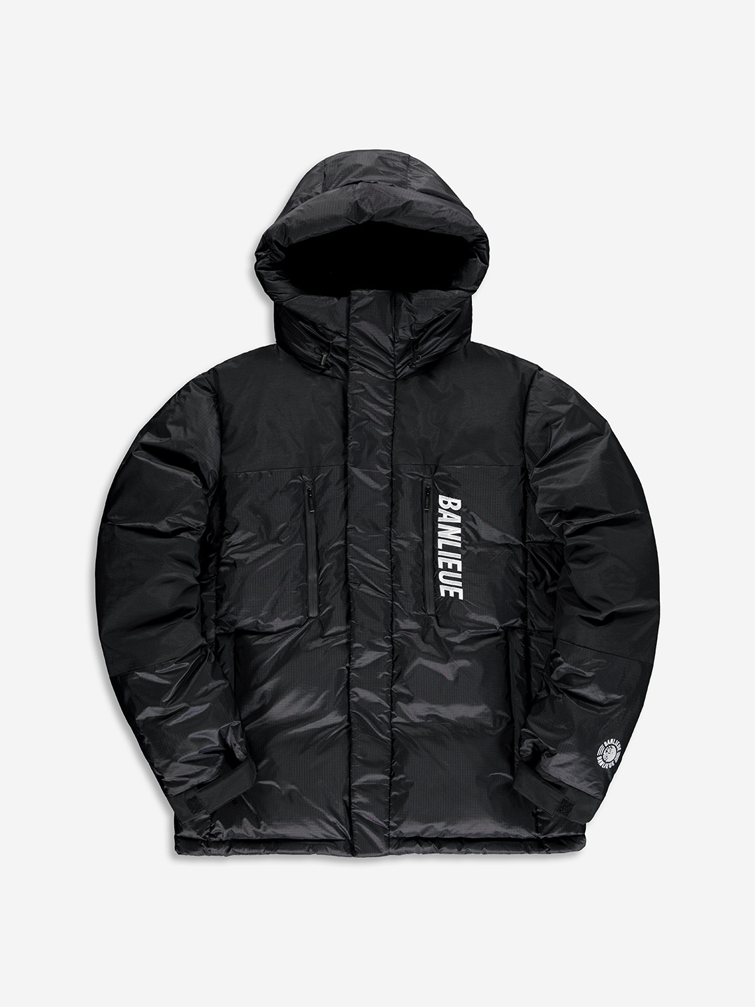 DOWN JACKET BLACK
