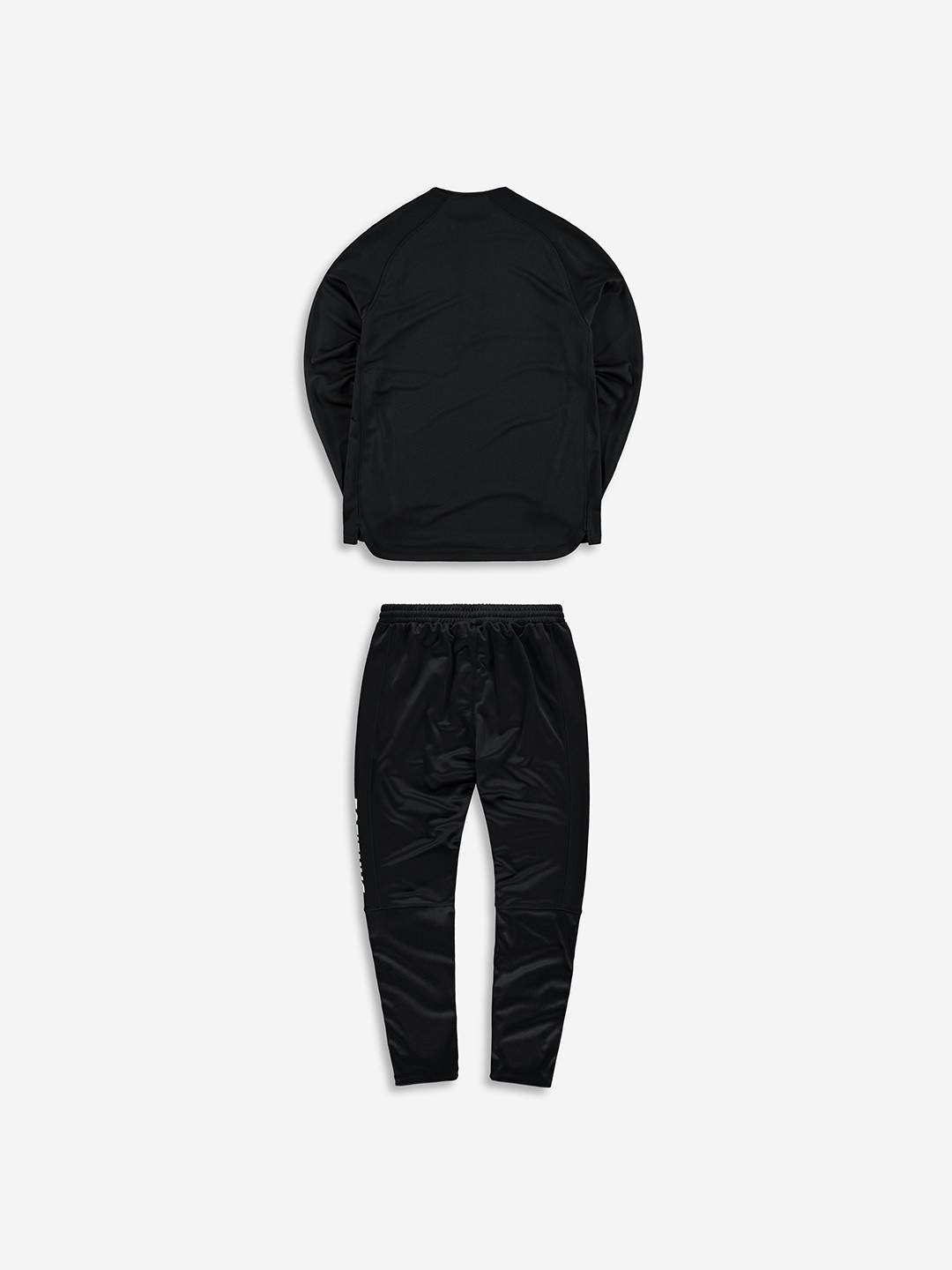 PERFORMANCE TRACKSUIT BLACK/RED