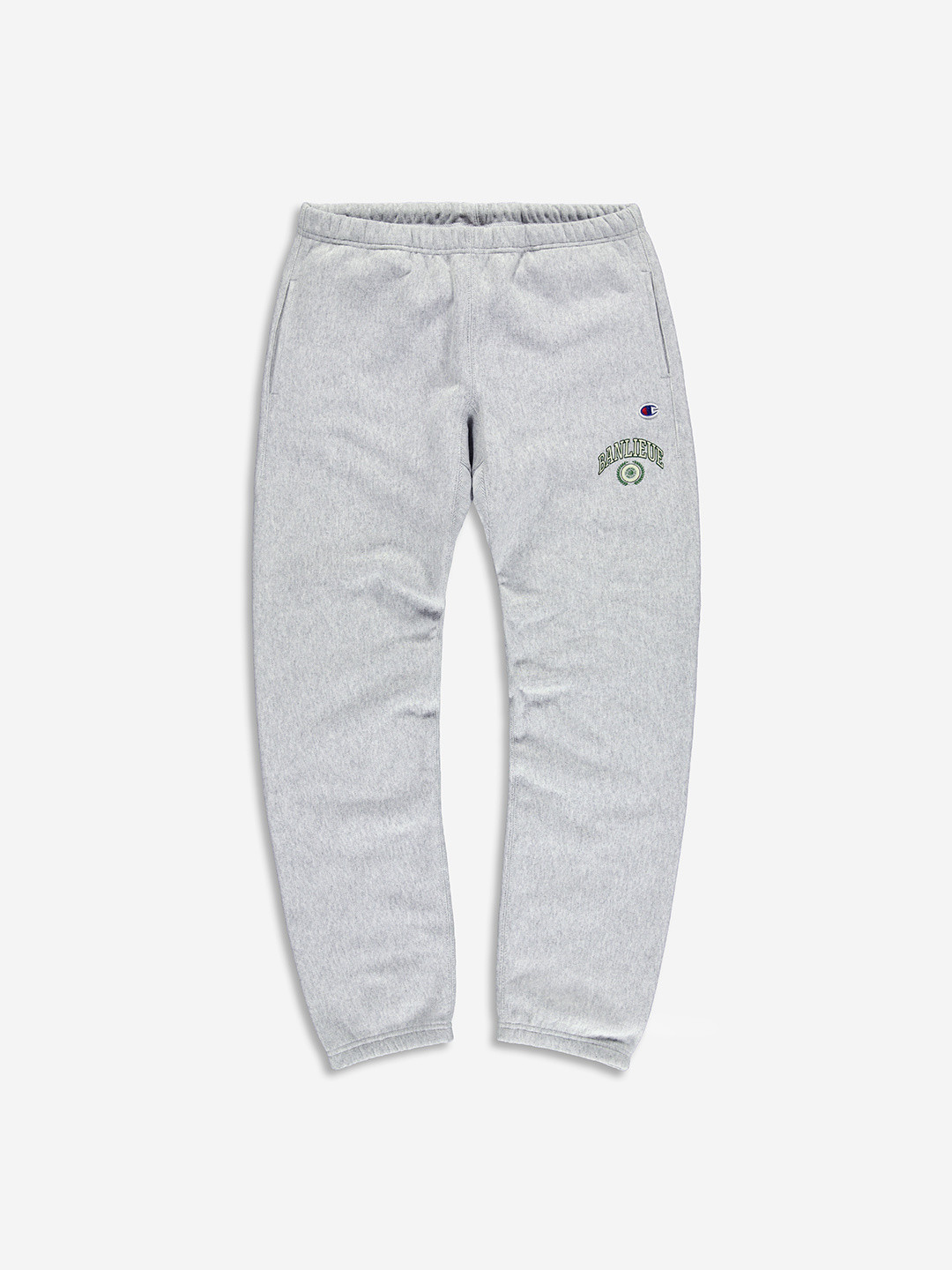 BANLIEUE X CHAMPION SWEATPANTS GREY