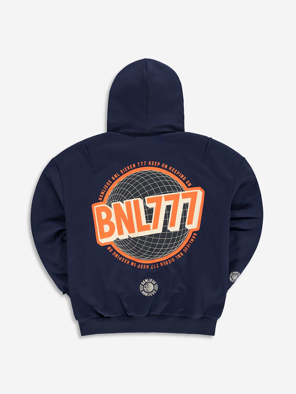 BNL777 HOODIE NAVY